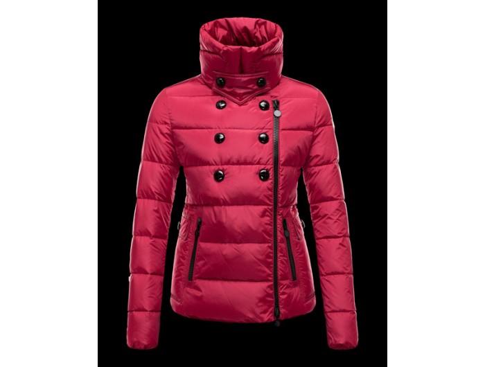 0949c8188918 Doudoune Moncler Daim Femme Rouge,moncler online,vente à bas prix ...