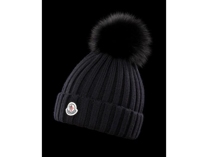 3022c9ce35be Moncler Pas Cher Moncler Hat Ballon Noir,bonnet moncler,soldes ...