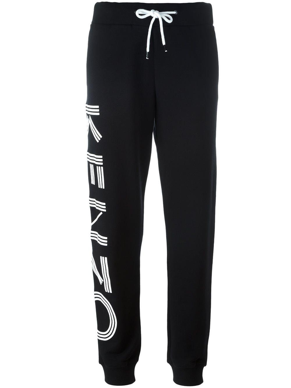 Kenzo Pantalon de jogging imprimé - Animal Print l5QxFnSuER