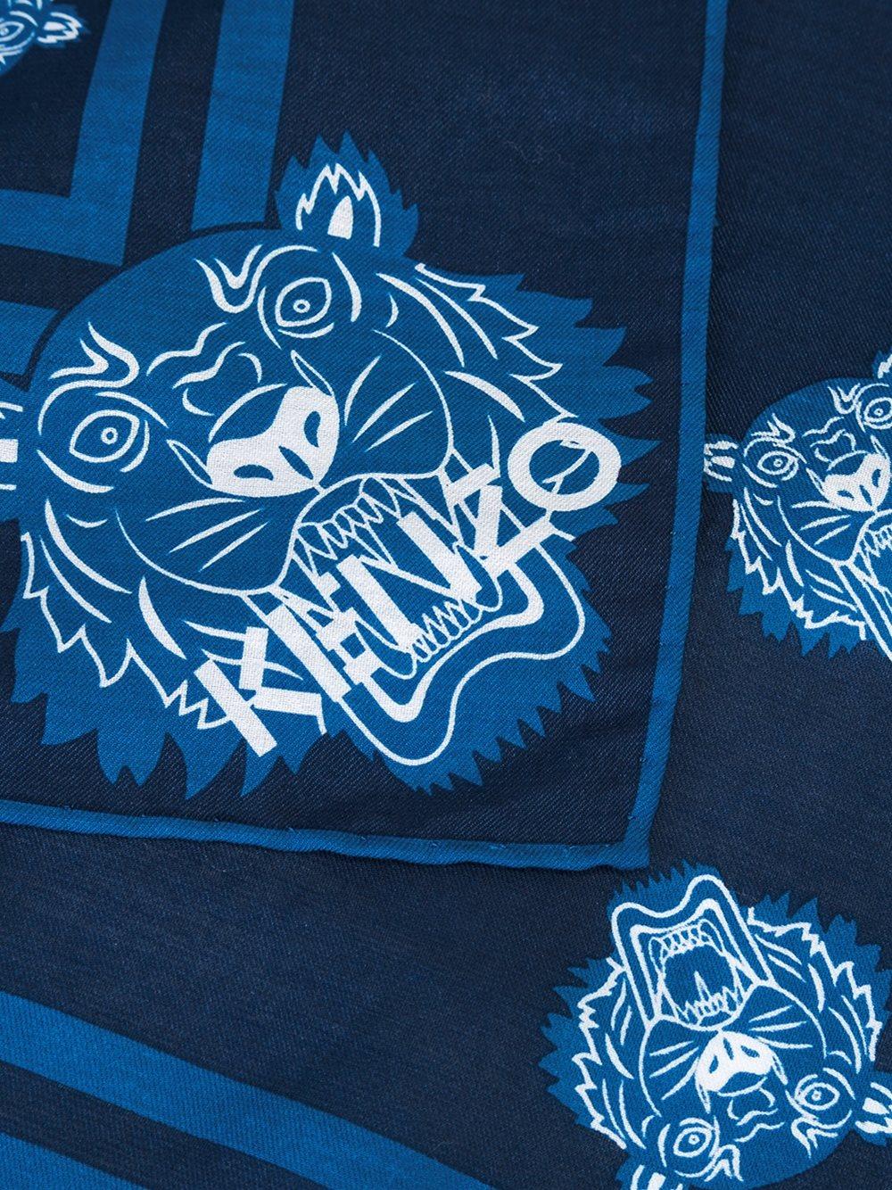 bcef7327af48 ... Kenzo foulard