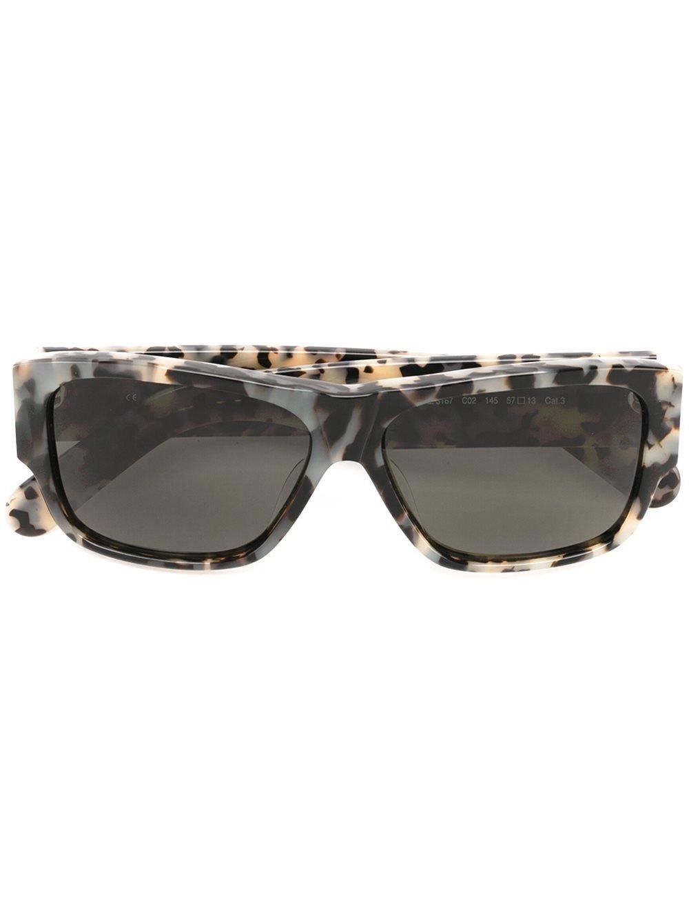 2072a8a768983a Kenzo lunettes de soleil à monture carrée Femme Accessories,kenzo  kalifornia mini crossbody bag,pas cher marque
