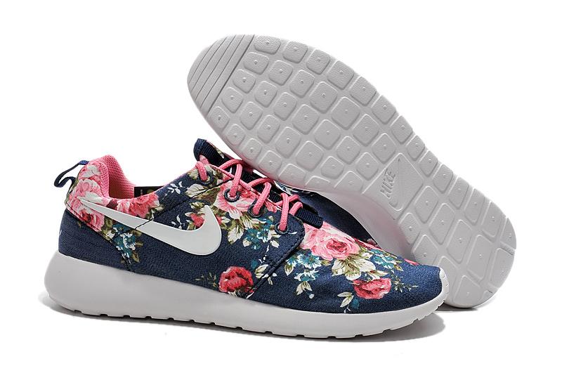 Nike Print Vente Roshe Pas Achat Run Basket Femme rSxrwEqgC