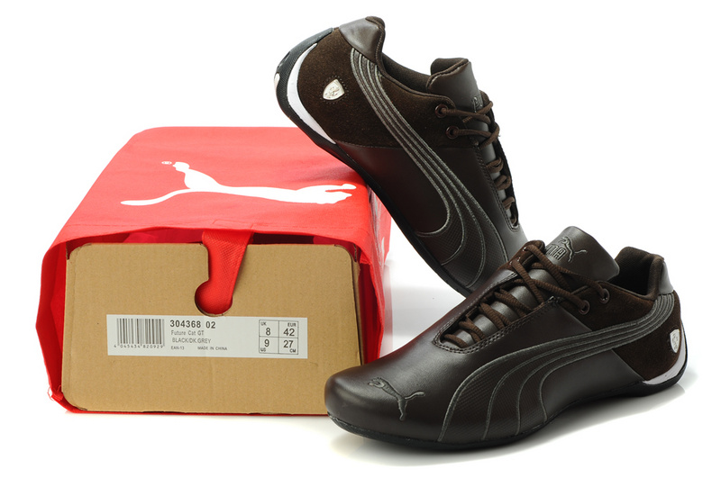 Speed Cuir Noir Cat Homme Kiss Femmes Puma Chaussures shtxQBoCrd