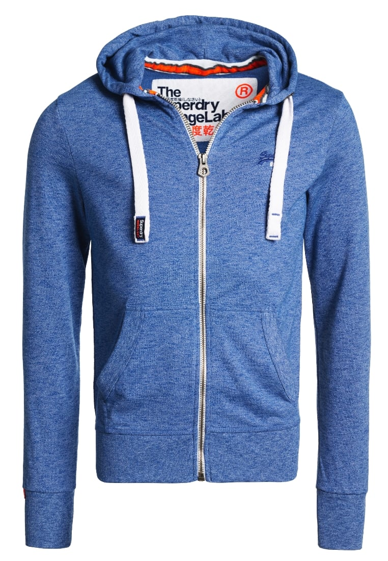 Orange Mazarine Label Zippé Gilets Pulls Homme Superdry amp; Sweat Iqw4Tf8x